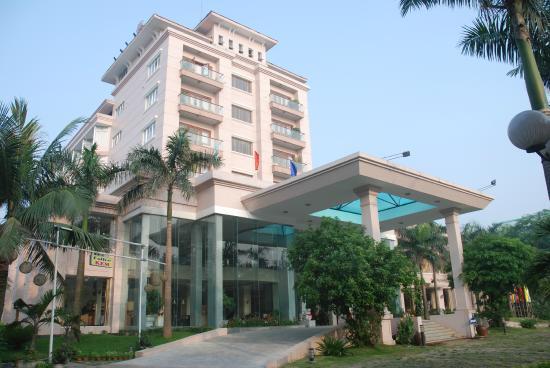 Saigon Kim Lien Resort: Phía trước