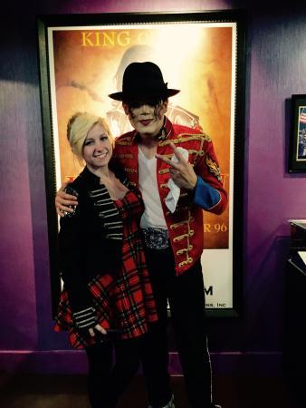 Rock-A-Hula : We love you MJ!