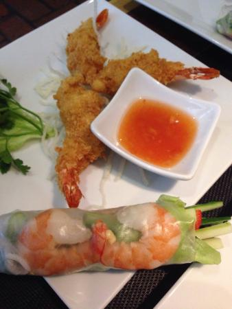 Decor Picture Of Spring Roll Asian Cuisine Warsaw Tripadvisor