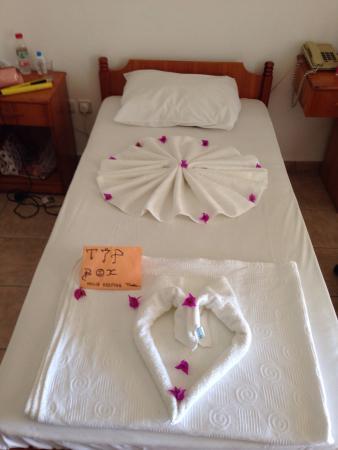Hotel Jarra: Room service!