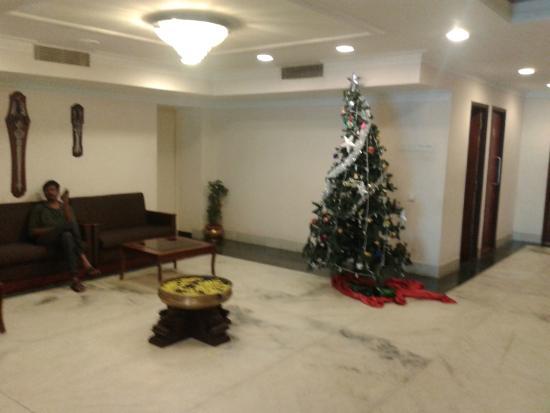 Hotel Mass: Reception