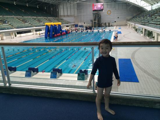 Sydney International Aquatic and Athletic Centres: 50m Olympic Pool
