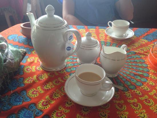 Padikkal Residency: English tea