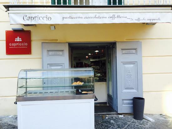 Pasticceria Bar Al Capriccio: Pasticceria Capriccio
