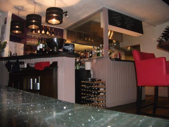 Galleon Grill : Ambience