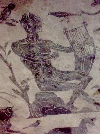 Mosaico romano di Santa Elisabetta