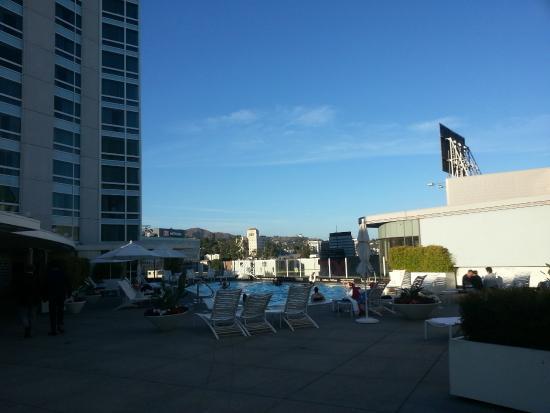 picture of loews hollywood hotel los angeles tripadvisor. Black Bedroom Furniture Sets. Home Design Ideas