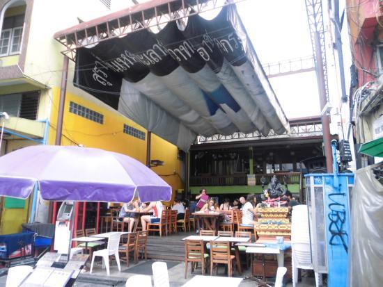 Khaosan Museum - Bild von Khao San Road, Bangkok - TripAdvisor