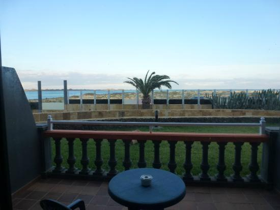 Gran Hotel Natura: View to the South from our patio