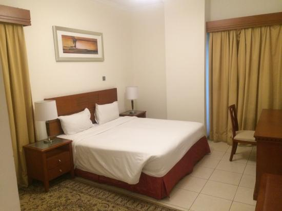 Rose Garden Hotel Apartments - Bur Dubai: Pik 1