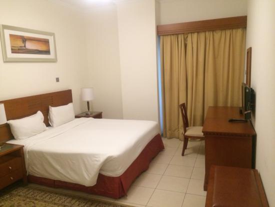 Rose Garden Hotel Apartments - Bur Dubai: Pik 2