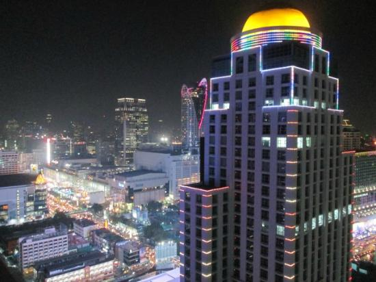 Bangkok From The 33 Floor Picture Of The Berkeley Hotel