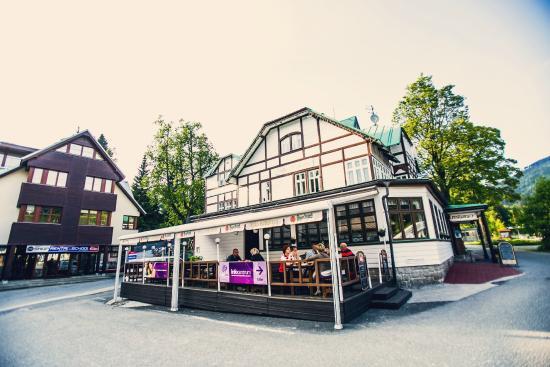 Restaurace Villa Hubertus