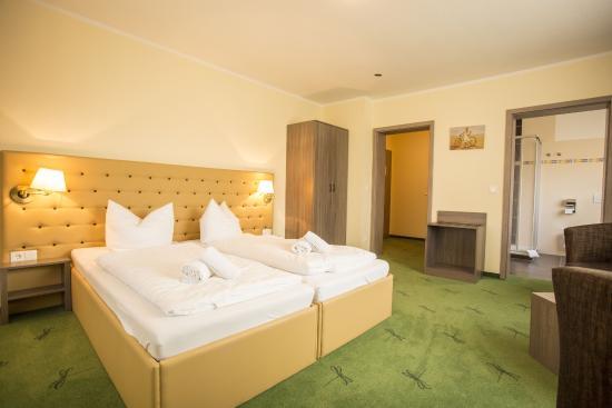 Peitz, Alemania: Doppelzimmer