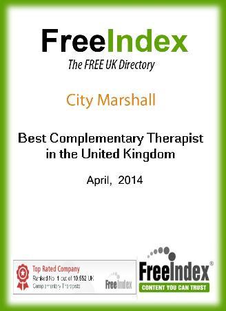 City Marshall Massage