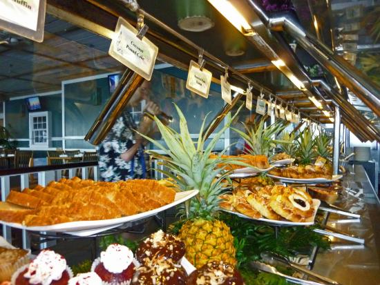 Fruit & Pastries - Picture of Outrigger Reef Waikiki Beach ...