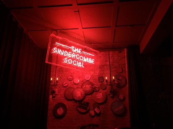 The Sindercombe Social: Cool !