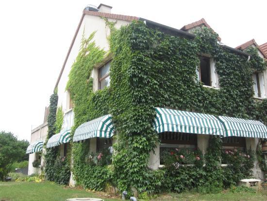 Noyant-de-Touraine, فرنسا: le restaurant