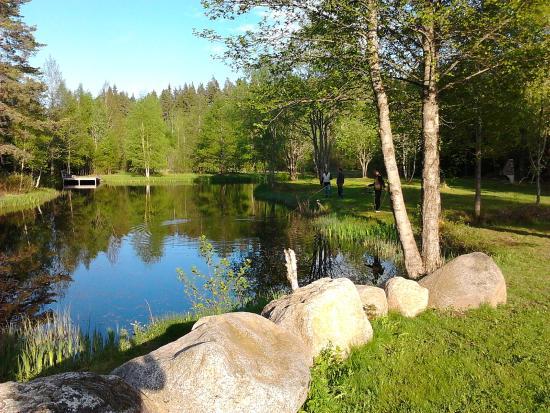 Vrigstad Algpark