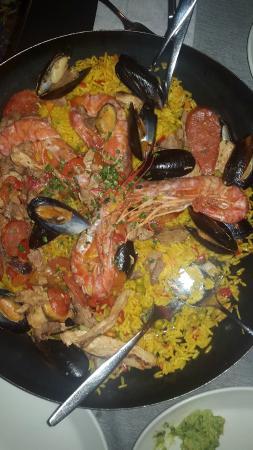 Paella Mexicali