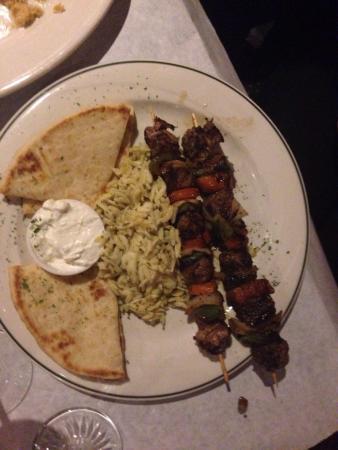 The Black Olive: Kebab