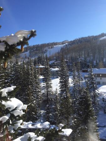 Antlers at Vail : View from 412