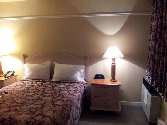 Hôtel Au Petit Berger: bon lit
