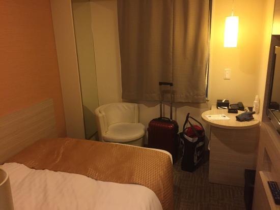 Via Inn Shinsaibashi: Muito bom esse hotel Via Inn! Recomendo :)