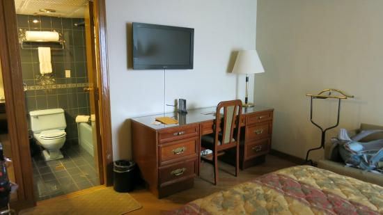 Hotel Presidente: 広い部屋