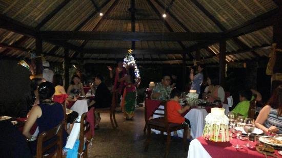 Tapis Restaurant: New year eve dinner