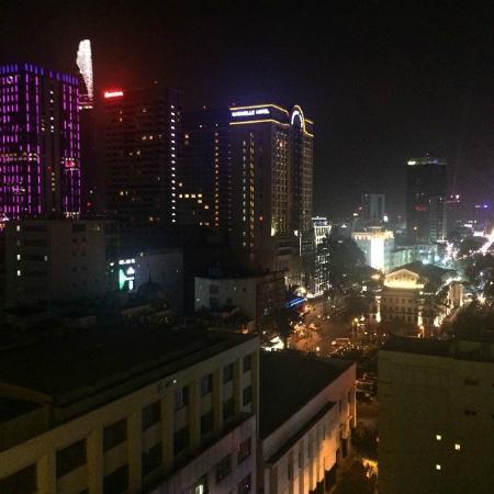 Nhat Ha3: 10th floor view