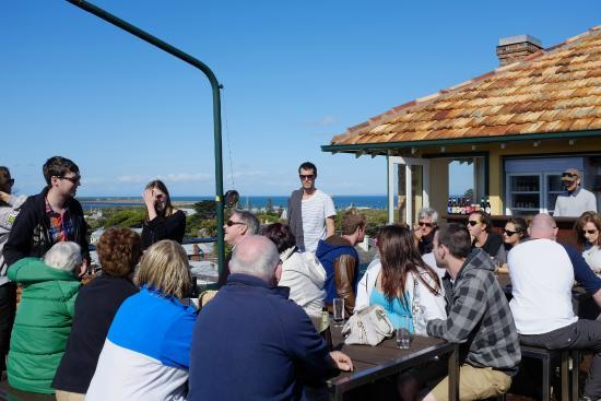 Vue Grand Hotel: Rooftop Bar