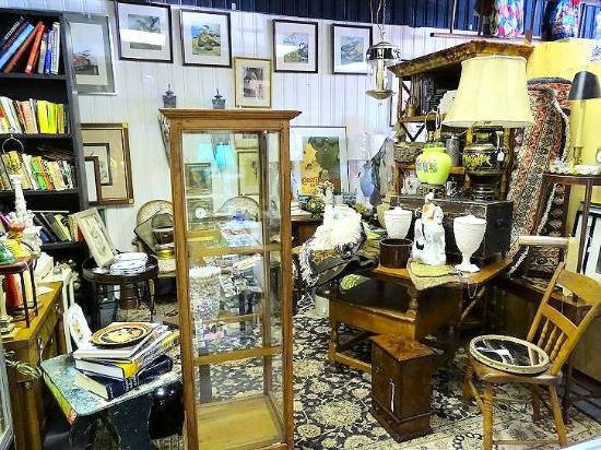 Castle Street Antique Pickers Mall