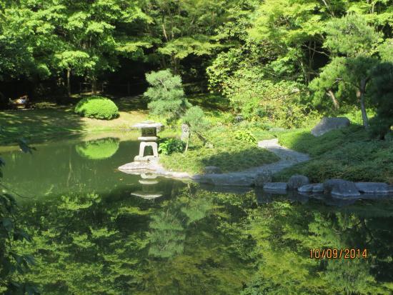 Nitobe Memorial Garden: Harmony