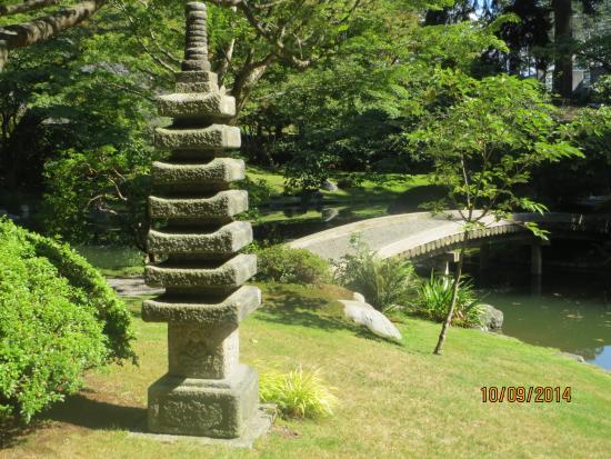 Nitobe Memorial Garden: Tranquility