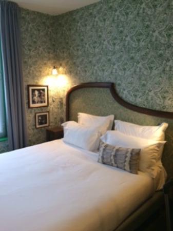 Hotel Joséphine by HappyCulture : Bedroom