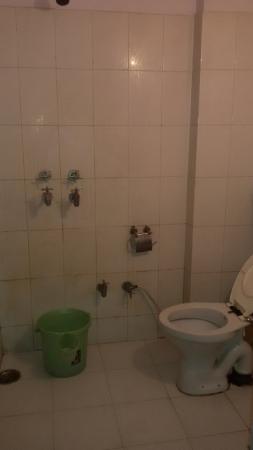 Hotel Roop Mahal: bathroom