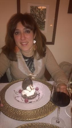 ENOTRIA : medaglione cioccolato fondente