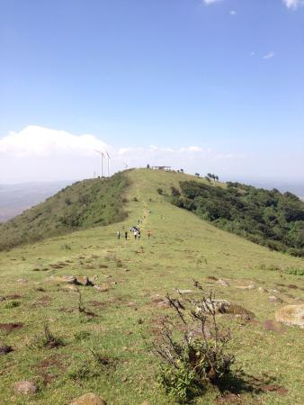Ngong Hills: The view from 2nd hill