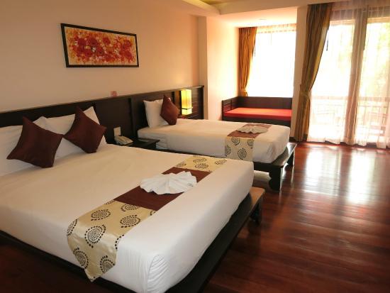 Ao Nang Phu Pi Maan Resort & Spa: La chambre que nous avions pour deux