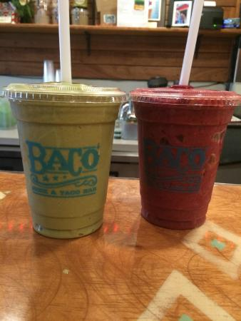 BACO Juice and Taco Bar