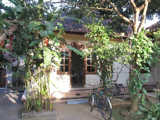 Suparsa's Home Stay: From view of room  no.7