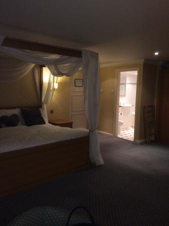 BEST WESTERN Birmingham Walsall Barons Court Hotel: Room 231 was lovely