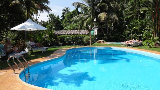 Dalmanuta Gardens - Ayurvedic Resort & Restaurant : En härlig pool