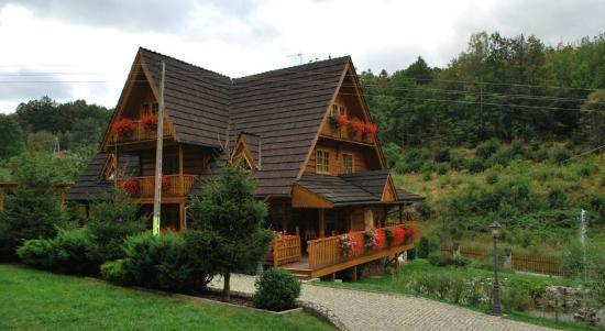 Chata Sosnowka Residence