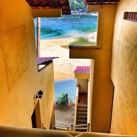 Garcia Rentals: La vista de las escaleras es hermosa!