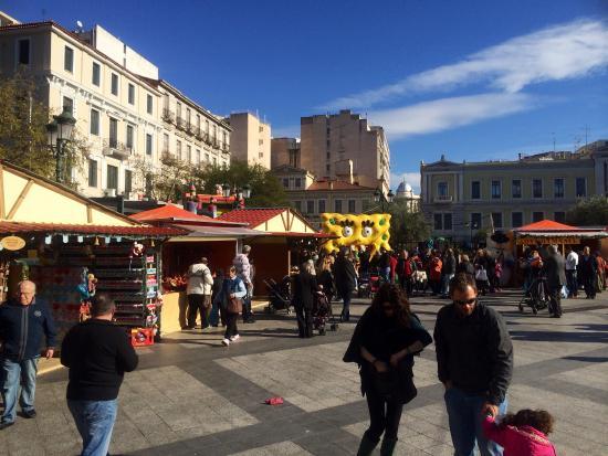 Kotzia Square: Square