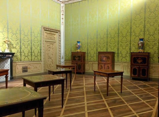 Interni appartamenti privati picture of villa reale for Interni appartamenti