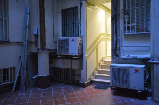 Madrid SmartRentals Gran Via: Accesso all'appartamento