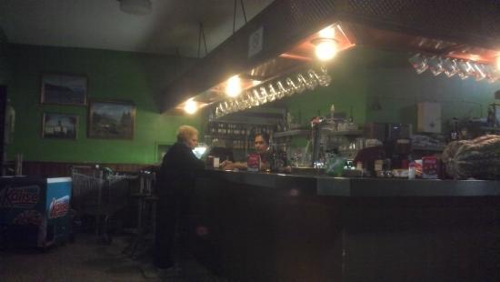 Restaurante Brenusca: Interior.